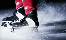 Ice-Skating with Skate Rental for Two, Four, or Eight at Franklin Park Ice Arena (Up to Half Off)