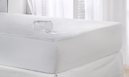 Terry Waterproof Mattress Pad from $39.99–$54.99
