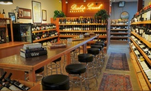 Wine Flight and Cheese Pairing for Two or Wine and Food Class for Two or at Urban Wine Works (Up to 51% Off)