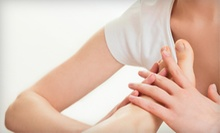 One or Three Reflexology Treatments at Just the Right Touch Massage (55% Off)