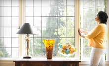 Interior and Exterior Cleaning of 10, 20, or 30 Windows from The Window Cleaning Company (Up to 62% Off)