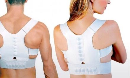 Corretor de costas magnético por 12,90€ ou dois por 22,90€