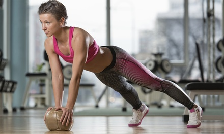 21-Day Rapid Fat Loss Boot Camp for One or Two at Allen Branch's Fitness One (Up to 73% Off)