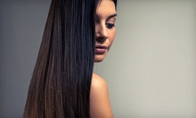 $99 for a Keratin Hair-Straightening Treatment at Paradise Salon &amp; Spa ($250 Value)