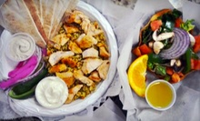Middle Eastern Cuisine for Dine-in or Catering at Naji's Pita Gourmet (Half Off)