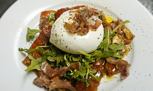 $24 For $40 Worth Of Italian Food And Drinks For Dinner At Bravo Italiano Ristorante