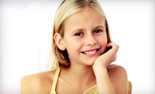$39 for an Exam with X-rays, Cleaning, and Fluoride Treatment at Healthy Teeth 4 Kids ($292 Value)