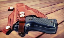 $49 for an Eight-Hour Concealed-Weapons-Permit Course at I Am Not A Victim ($100 Value)