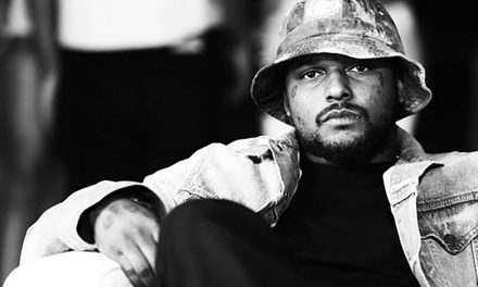 Schoolboy Q at Echostage on Friday, September 5, at 9 p.m. (Up to 41% Off)