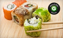 $15 for $30 Worth of Japanese Cuisine at Ru San's