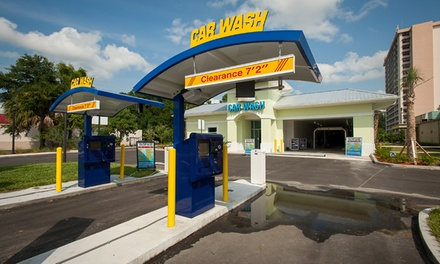 An Ultimate Car Wash at Island Time Car Wash (47% Off)