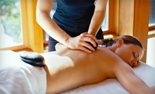 One or Two One-Hour Hot-Stone or Couples Massages at Touch of Healing (Up to 62% Off)