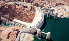$39.99 for a Hoover Dam Premium Express Bus Tour from Hoover Dam Tour Company