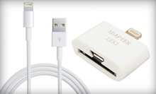 14.5-Foot Lightning Cable and Other Cables for Electronics from CP Underground (Up to 54% Off). Two Options Available.