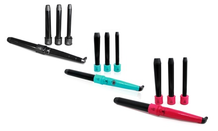 Brilliance New York Quad Curling Irons