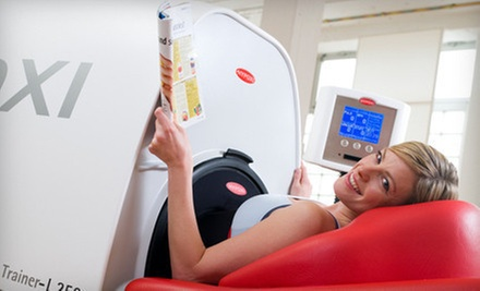 Three or Five Hypoxi Training Sessions with Nutrition Consultation at Hypoxi Studio (Up to 75% Off)