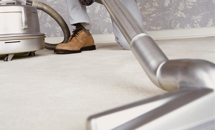 One Hour of Cleaning Services from Allbright Carpet Cleaning (55% Off)