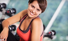 $15 for 10 Visits to Lady Fitness ($100 Value)