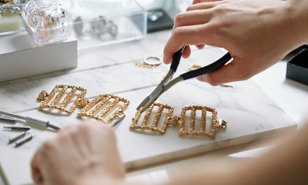 Jewelry-Making Class for One or Two at Clay Owen Studios (50% Off)