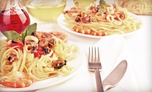 Italian Dinner with Appetizers and Wine for Two or Four at Matteo's (Up to 51% Off)