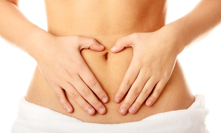 One or Three Colonic Sessions  at Whole Body Cleansing (Up to 45% Off)