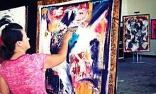 Art After Dark Adult Painting Class for Two, Four, or Six at Manhattan Beach Art Department (Up to 62% Off)