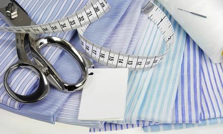 VICRI — Norteshopping e Foz: camisa por medida com três tecidos à escolha desde 45€