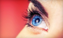 One Full Set of Eyelash Extensions with Optional Refill at Lotus Lash Bar & Spa (Up to 56% Off)