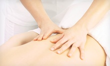 Evaluation with Two or Three 30-Minute Massages at Terrapin Care Center (83% Off)