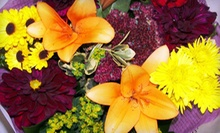 Bulk Freshly Cut Flowers and Custom Arrangements at Fresh Ideas Flower Company (Half Off). Two Options Available.