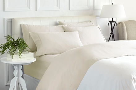 Grand Patrician 450TC 6-Piece Sheet Set from $39.99–$44.99