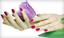 One or Two No-Chip Manicures at Digitz a Nail Experience (Up to 51% Off)