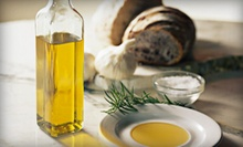 $10 for $20 Worth of Olive Oil and Vinegar at Tampa Olive Oil Company