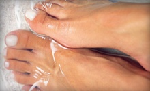 One, Three, or Five Ionic Detox Footbaths at Health First Chiropractic and Rehab (Up to 55% Off)