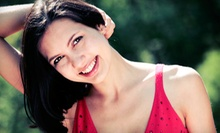 $49 for Dental Exam, Cleaning, X-Rays, and Custom Home Teeth-Whitening Kit at Corner Stone Dental Care ($389 Value)