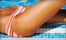 One or Two Brazilian Waxes from Tiffany Pardue at Elite Salon-Spa-Studio (Up to 54% Off)