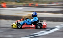 10-Lap Go-Kart Race for One or Two Drivers at Action Karting (Up to 51% Off)