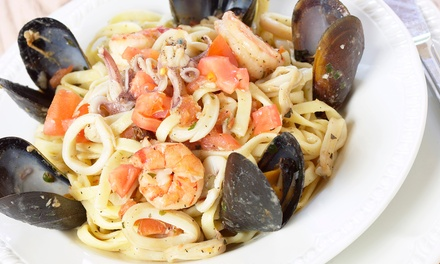 Italian Cuisine for Lunch or Dinner at California Grill (Up to 42% Off)