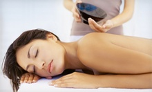 One or Three 60-Minute Aromatherapy Massages at Natural Healing massage and wellness (Up to 61% Off)