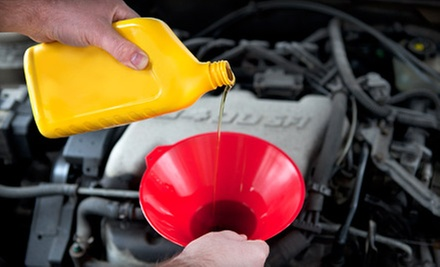One or Three Oil Changes, or One Spring Oil-Change Package at Auto &amp; Tire Service Specialists (Up to 64% Off)