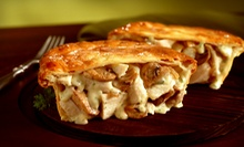 Gourmet Pot Pies and Crepes at The Cravery (Half Off). Three Options Available.