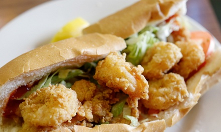 $22 for $40 Worth of Cajun Cuisine at Ragin' Cajun