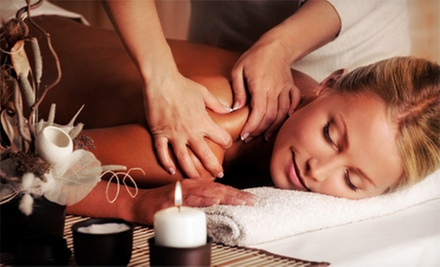 One or Two 60-Minute Therapeutic Massages at The Heart of Healing Massage Therapy and Energy Medicine (Up to 54% Off)