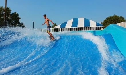 Admission for Two Kids and Two Adults or for Four Adults at Splash City Waterpark (Up to 45% Off)