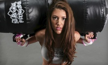 5 or 10 Kickboxing or Cage-Fitness Classes at Lee's ATA Martial Arts (Up to 69% Off)