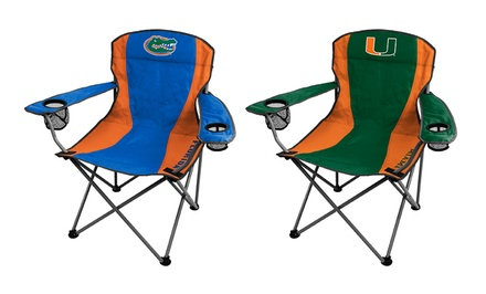 2-Pack of NCAA Quad Chairs