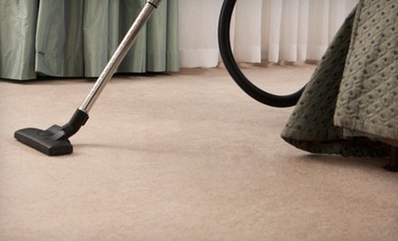 $60 for Carpet Cleaning for up to 1,000 Square Feet and One Hallway from TRU Prevention Professionals LLC ($175 Value)