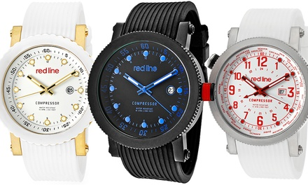 Red Line 18000 Compressor Men's Watch
