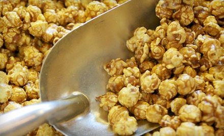 $10 for $20 Worth of Gourmet Popcorn at Le'Popcorn and Candy