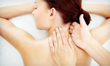 90-Minute Massage with Optional Facial at White Dahlia (Up to 54% Off)